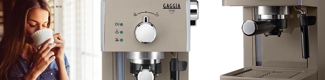 handmatige koffiemachines